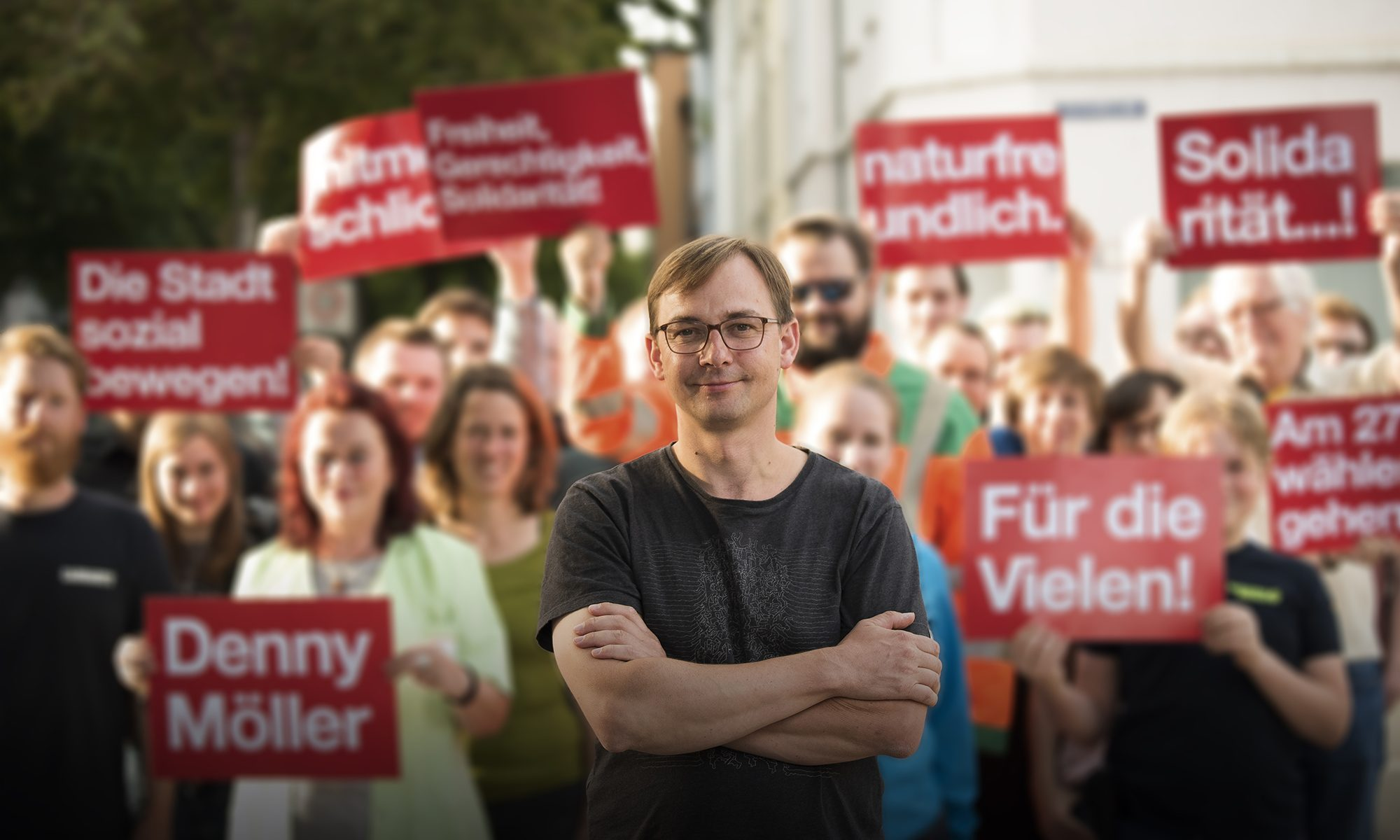 Denny Möller SPD